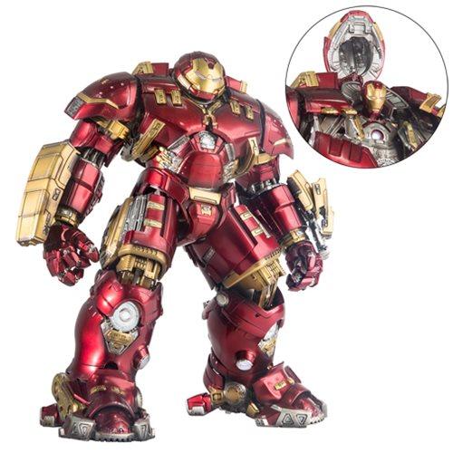 Iron Man Mark 44 Hulkbuster 1:12 Scale Die-Cast Figure