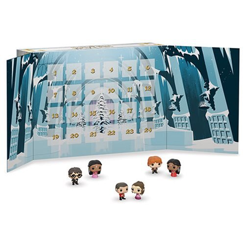 Advent Calendar: Harry Potter Version 2 Pocket Pop