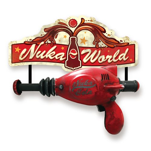 Fallout 4 Nuka Cola Thirst Zapper Full Scale Accessory