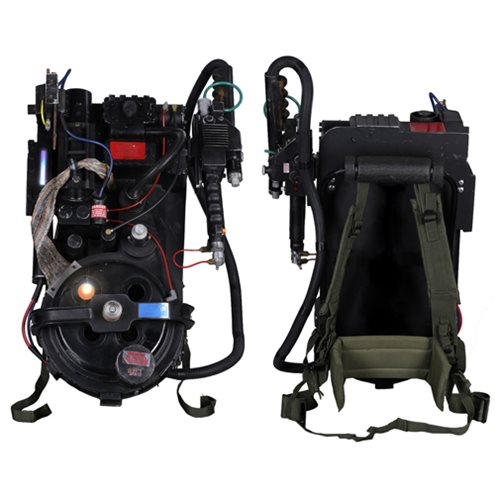 Ghostbusters Spengler Legacy Proton Pack Prop Replica
