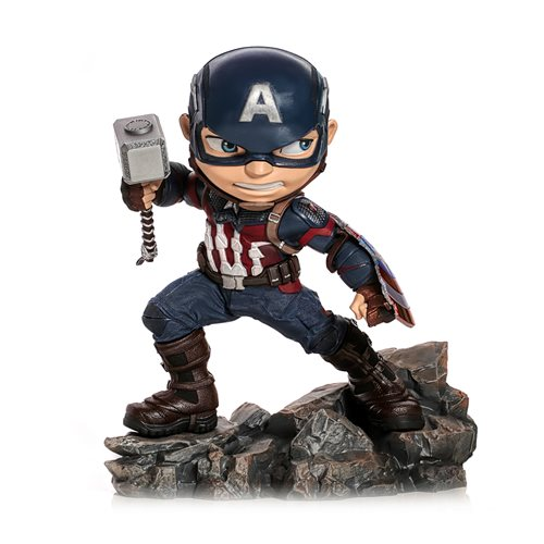Avengers: Endgame Captain America MiniCo. Vinyl Figure