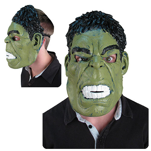 Marvel Men's Avengers 2 Age Of Ultron Hulk Adult Mask