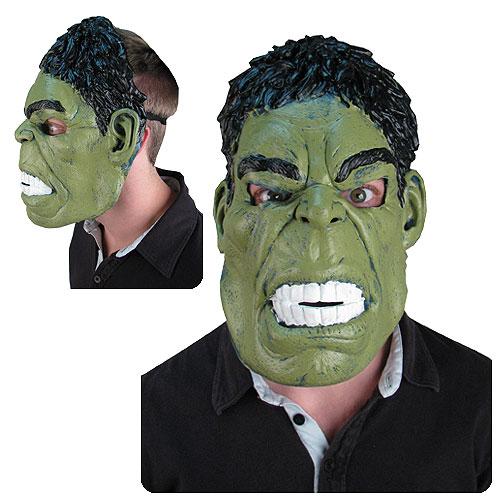Marvel Men's Avengers 2 Age Of Ultron Hulk Adult Mask