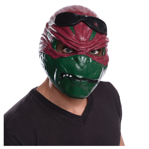 Men's Teenage Mutant Ninja Turtles Movie Raphael Adult Mask