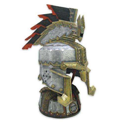 The Hobbit Helm of Dain Ironfoot Prop Replica
